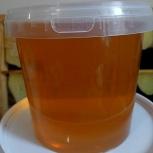 Мёд разнотравье натуральный, розница, Новосибирск