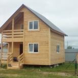 """Строительство домов и бань """"под ключ"""", Новосибирск"""