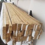 Обрезной пиломатериал от производителя, Новосибирск