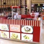 """Готовый бизнес быстрого питания  - гонконгские вафли """"Вафельница"""", Новосибирск"""
