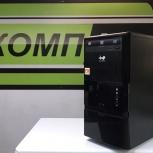 Компактный офисный пк i3/4/500, Новосибирск
