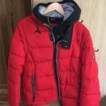 Куртка зимняя мужская, Новосибирск