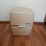 """Продам биотуалет """"POTTY"""", Новосибирск"""