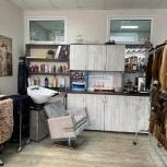 Рабочее место парикмахера, Новосибирск