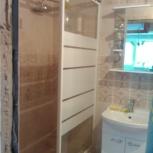 Ремонт ванной комнаты, Новосибирск
