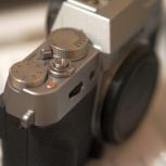 Беззеркальная камера Fujifilm X-T10, Новосибирск