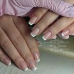 Акрил. Наращивание ногтей. Опыт. Гарантия, Новосибирск