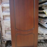 Двери массив сосна 2000*900 крашенные цвет венге, Новосибирск