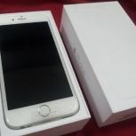 iPhone 6. Новый. В плёнках. 16Gb. Silver, Новосибирск