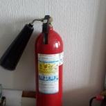 Продам огнетушители углекислотные, Новосибирск