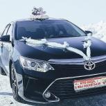 Тойота Камри на свадьбу! Лично!, Новосибирск