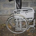 Инвалидная коляска на запчасти, Новосибирск