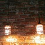 Светильник подвесной,люстра,лофт. 2 шт, Новосибирск