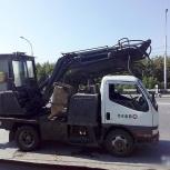Услуги бетонолома, экскаватора, Новосибирск
