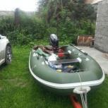 Продам лодку Фрегат, Новосибирск