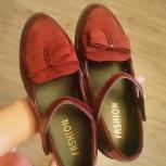 Продам туфли для девочки (новые), Новосибирск