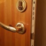 Продам б/у входную правую деревянную дверь 200*80, Новосибирск