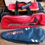 Теннисная сумка Fischer, большая, Новосибирск