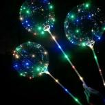 Светящиеся шары Бобо, Новосибирск