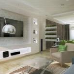 Дизайн интерьера квартиры, дома, Новосибирск