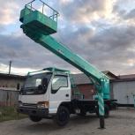 Аренда услуги заказ автовышек 20,25,28 метров, Новосибирск