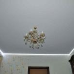 Матовые натяжные потолки, Новосибирск