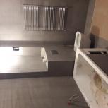 Ремонт ванной под ключ, Новосибирск