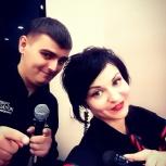 Поющая ведущая поющий dj артисты фото-видео свадьбы юбилеи и тд, Новосибирск