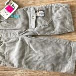 детские новые штаны , вельвет  12 мес, Новосибирск