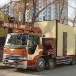 Самогруз 12т, 15т, 18т. Услуги самогруза. Заказ самогруза, Новосибирск