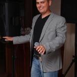 Ведущая тамада поющий dg.Свадьба юбилей Новогодний корпоратив, Новосибирск