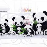 Мягкие игрушки панда, Новосибирск