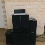Колонки Microlab H-500 аудиосистема 5.1, Новосибирск