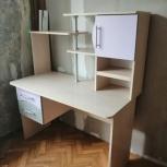 Комплект подростковой мебели в идеальном состоянии, Новосибирск