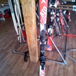 Детские спортивные горные лыжи Atomic Redster XT 116 см, Новосибирск