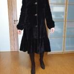 Продам меховое пальто, Новосибирск