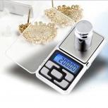 Продам карманные портативные весы для таблеток и тд, Новосибирск