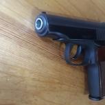 Продам пневматический пистолет мр654-32 серии, бородатый, Новосибирск
