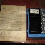 Вольтметр аккумуляторный М2033 СССР, Новосибирск