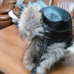 продам новую зимнюю шапку- енот, Новосибирск