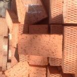 Кирпич строительный М100, М125, М150, Печной, шамотный, Новосибирск