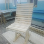 Производим и продаём банную и садово-парковую мебель, Новосибирск