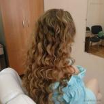 Сложные многогранные окрашивания волос, Новосибирск