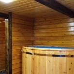 Сауна баня на дровах, Новосибирск