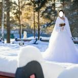 Шубка свадебная, Новосибирск