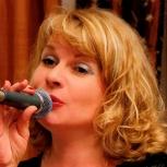 Ведущая - вокалистка на свадьбу, юбилей, корпоратив, Новосибирск