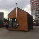 Мобильный дом под ключ от компании DreamHouse, Новосибирск