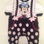Комбинезон на девочку Jikko Baby  размер на 6-9 месяцев 2 шт., Новосибирск