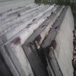 Продам стеновые панели керамзитобетон размер 6х1,2, Новосибирск