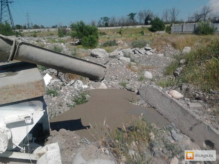 Остатки бетона бетон купить кириши